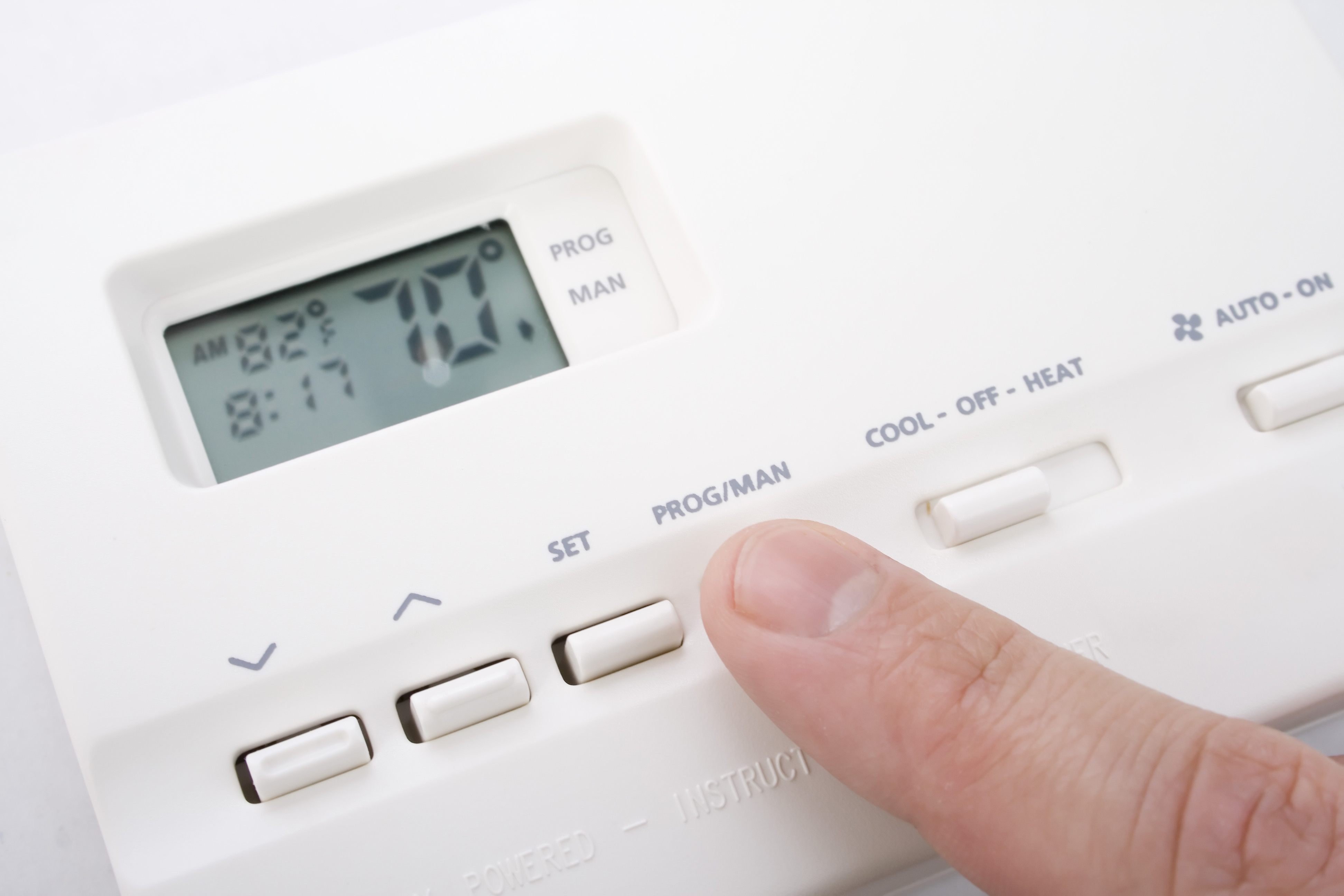 Climate control | Armbrust Plumbing Inc